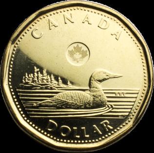 1-dollar coin